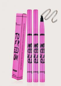 قلم حواجب سائل ضد الماء 02 Dark Brown