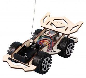 العاب خشب تركيب سيارة خشب - متجر ايڤيت ستور