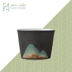أكواب قهوة صناعة يدوية ياباني - متجر ايڤيت ستور