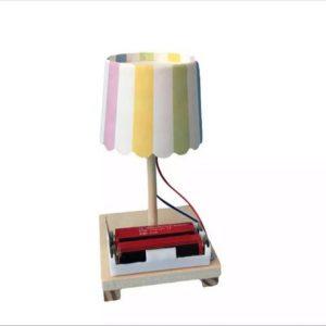 لعبة الخشب الجديده تركيب مصباح - متجر ايڤيت ستور
