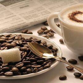 القهوة والشاي والبهارات
