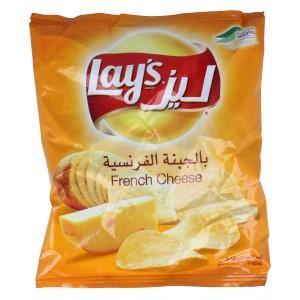 بطاطس ليز بالجبنة الفرنسية كيس متجر الطائف
